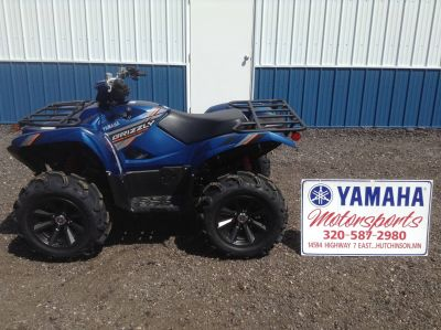 2019 Yamaha Grizzly EPS SE Utility ATVs Hutchinson, MN