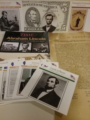 Abraham Lincoln lot