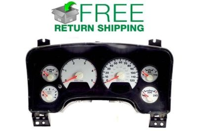 Purchase 2006 Dodge Ram Instrument Cluster Repair motorcycle in Austin, Texas, United States, for US $79.00