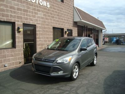 2014 Ford Escape SE (Sterling Gray Metallic)
