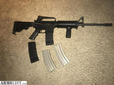For Trade: DPMS AR 15 223/5.56