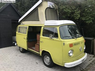 [WTB] Camper / westy bus 1973-79 driver wanted pay top$