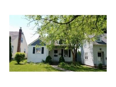 3 Bed 1 Bath Foreclosure Property in Fort Wayne, IN 46805 - Lynn Ave