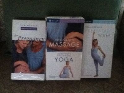 yoga/massage tapes