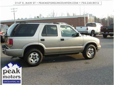 2004 Chevrolet Blazer LS (Pewter)
