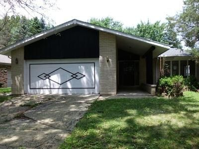 3 Bed 2 Bath Foreclosure Property in Matteson, IL 60443 - Oakwood Ln