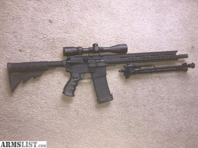 For Sale/Trade: Bushmaster AR