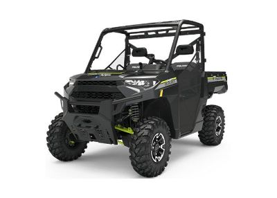 2019 Polaris Ranger XP 1000 EPS Premium Utility SxS Broken Arrow, OK