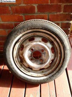 Original continental tire