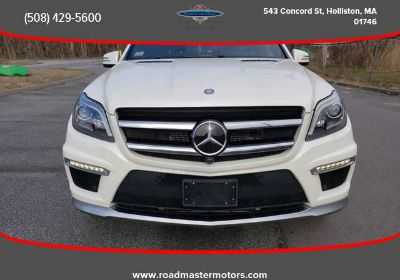 Used 2014 Mercedes-Benz GL-63 AMG 4MATIC Renntech for sale