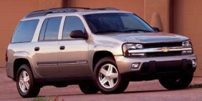 2005 Chevrolet Trailblazer EXT LT (Summit White)