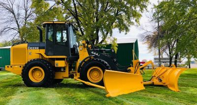 2008 Other Equipment John Deere 444J