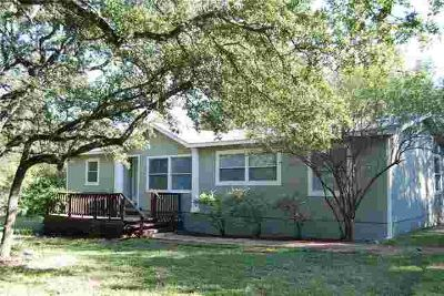 1006 Red Bud Dr CEDAR PARK Three BR, A mobile home that doesn't