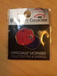 Phillies Hat Pin New