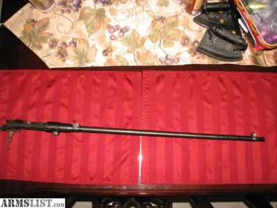 For Sale: Arisaka Barrel Type 99 Last Ditch Full Mum