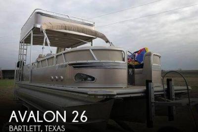 2011 Avalon 2685FS Paradise FunShip