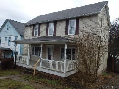 4 Bed 1 Bath Foreclosure Property in New Florence, PA 15944 - Chestnut St