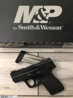 For Sale: S&W M&P Performance Center Shield