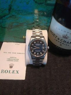 2018 Rolex Date-Just style watch, watches 40mm
