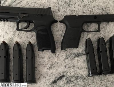 For Sale: Sig P250 Carry Package
