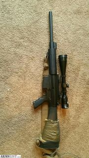 For Sale/Trade: Long Range Sniper Rifle.