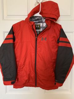 Under Armour quilted coat