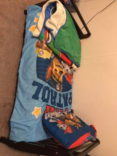 Free Toddler Bed and Mattress