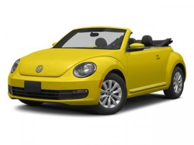 2013 Volkswagen Beetle TDI (Denim Blue/Black Roof)