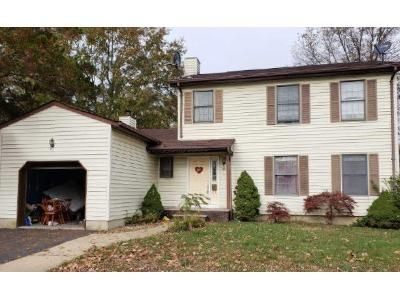 3 Bed 2.5 Bath Foreclosure Property in Monroe Township, NJ 08831 - Half Acre Rd
