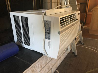 LG 8000 BTU Air Conditioner - with warranty