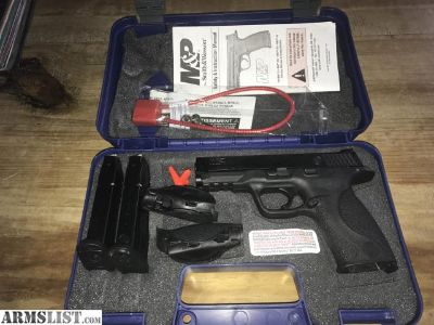 For Sale/Trade: S&W M&P 9 full size