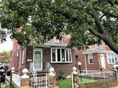 ID#: (MOR) Legal Two Family Brick House In Flushing For Sale.