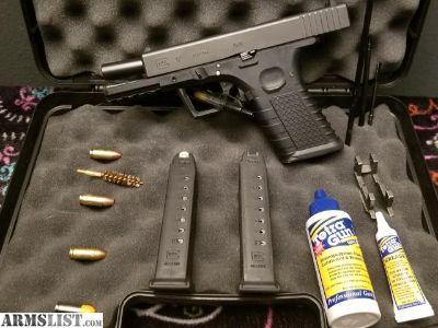 For Sale: Glock 17 (Ghost Gun) unregistered