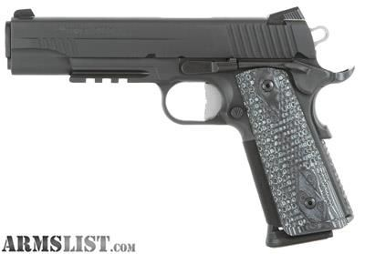 For Sale: SIG 1911 Extreme