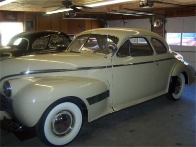 1940 Oldsmobile Street Rod