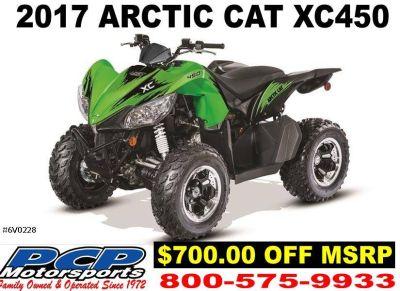 2017 Arctic Cat XC 450 Sport ATVs Sacramento, CA