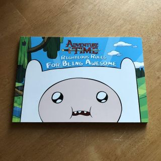Adventure Time Book-NEW!