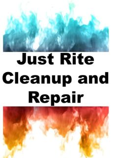 Detroit Water Fire Flood Smoke and Storm Damage Restoration | Just Rite Cleanup and Repair