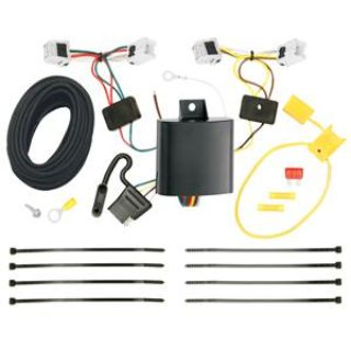 Sell T-One Assembly w/ Upgraded Circuit Protection Trailer Hitch Wiring Light Kit motorcycle in Grand Prairie, Texas, US, for US $45.91