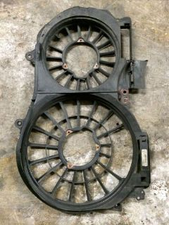 Buy OEM 2002-2008 Audi A4 Dual Radiator & Condenser Fan shroud only OEM motorcycle in New Port Richey, Florida, United States, for US $89.99