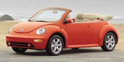 2004 Volkswagen New Beetle GLS (Uni-Red/Black Cloth Roof)