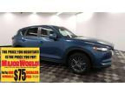 2017 MAZDA CX-5 with 10266 miles!