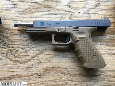 For Sale: Glock Gen 4 35 with 9mm