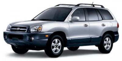 2006 Hyundai Santa Fe GLS (Black Obsidian/Cool Gray Cladding)
