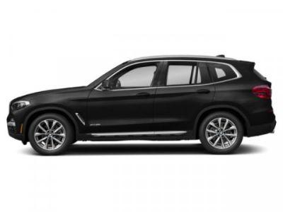 2019 BMW X3 xDrive30i (Jet Black)