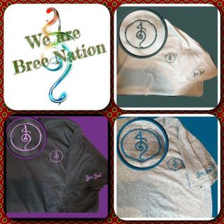 Bree Casual Apparel Unisex Adult and Youth Shirts