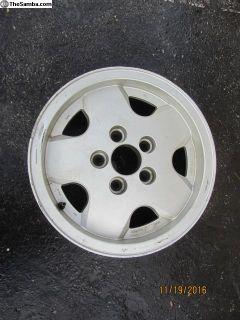 vanagon alloy wheel