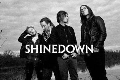 2 tickets to Shinedown 6/21/19