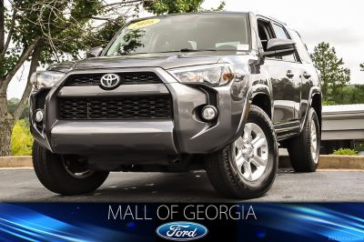 2016 Toyota 4Runner Limited (Magnetic Gray Metallic)
