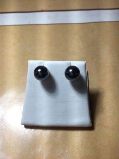 Black stone Not silver